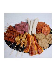 BBQ-pakket - Luxe