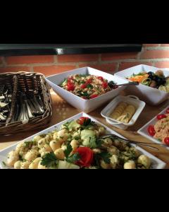 Buffet - Warm met salades